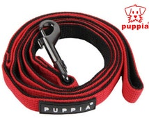 PUPPIA - Dog Puppy Leash Lead - Red - Size Large