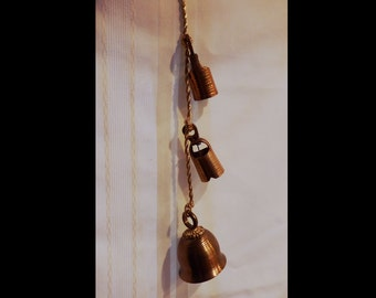 Brass Meditation Bells of India