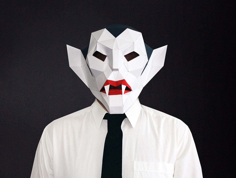 Vampire Mask Printable