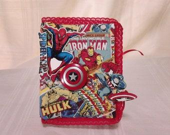 Super hero photo album..mini