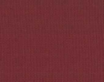 Duvet Cover Hunt Club Claret Red, Reversible