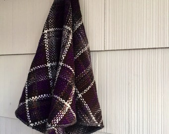 "Handmade Shawl - ""The Beautiful Storm"""