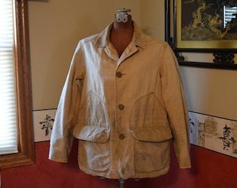 Hunting Jacket,  Shooting Coat, 1910 Jacket, Vintage Sport Wear, #330