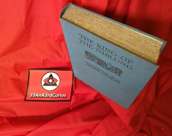 Wagner's The Ring of the Niblung. 1939 first edition thus. Illustrated by Arthur Rackham
