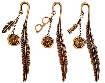 Potterhead bookmark - Harry, Ron, Hermione bookmark - fandom bookmark - wizard bookmark - magical