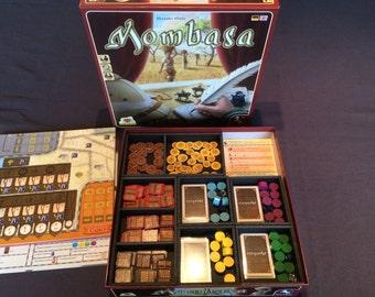 Mombasa Foam Core Insert for Board Game