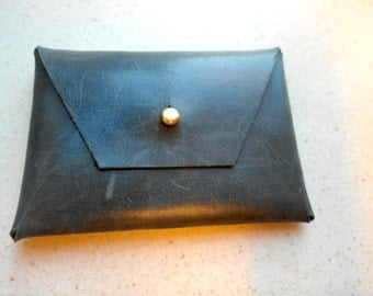 Business card case/Leather card holder/Credit card case