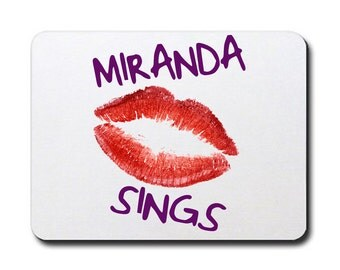 Miranda sings Mousemat (Lips)
