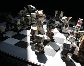 Grandmaster failed comic strip Origami