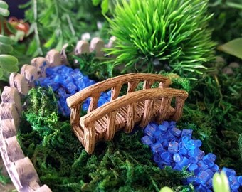 Miniature Teeny Arched Bridge