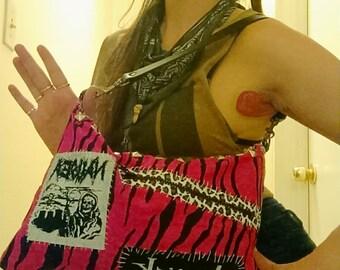 Crust Punk Bag