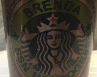 Starbucks Nurse
