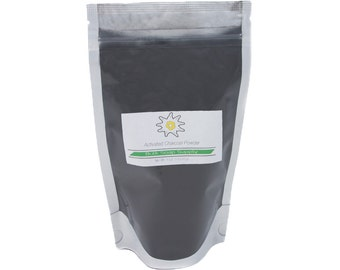 Activated Charcoal Powder 4 oz