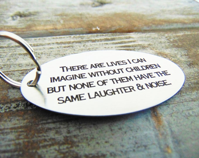 Custom Engraved Key Chain, Handwriting Option, Reveal Party, keychain for him, keychain for her, personalized, Christmas gifts - Ornaments