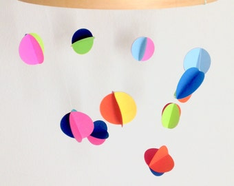 Multicolor Mobile Handmade