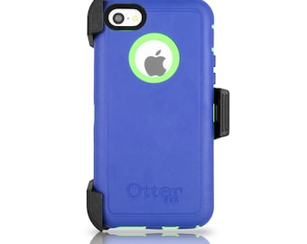 Otterbox Defender Iphone 5c Blue/green