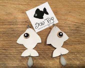 Earrings PESCE_Linea Nature