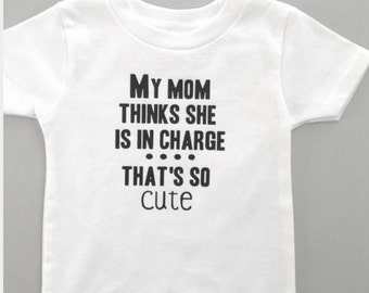 Baby Shirt- Baby Shower gift, Baby Clothes, Baby Boy, Baby Girl, Kids shirts