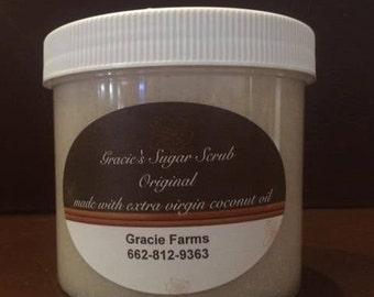 Gracie's Sugar Scrub Cinnamon/Clove