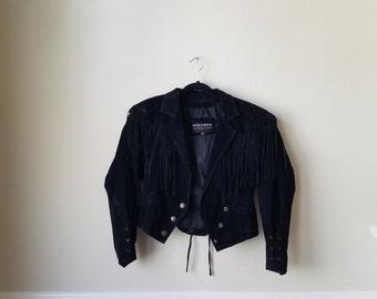 Vintage Western Festival Jacket