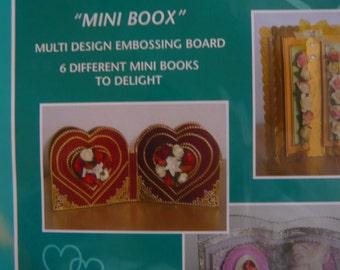 3 Brand New GlitterGirls Keepsake Boards Mini Boox, Mini Treasures & Splendour
