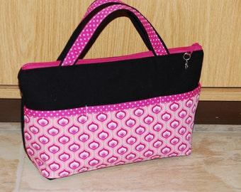 Bag made from durable canvas, handbag