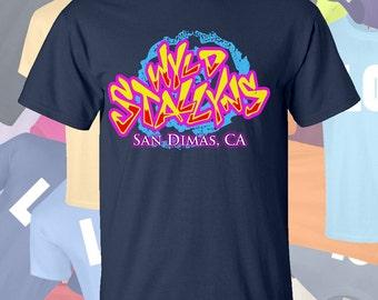 Wyld Stallyns Band Logo T-Shirt - San Dimas - Bill & Ted