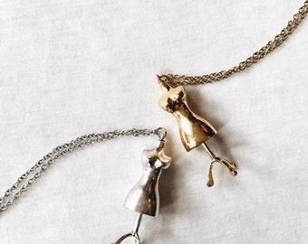 Mannequin Necklace