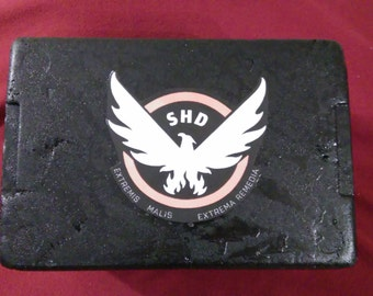 Tom Clancy's the Division Loot crate Styrofoam cooler