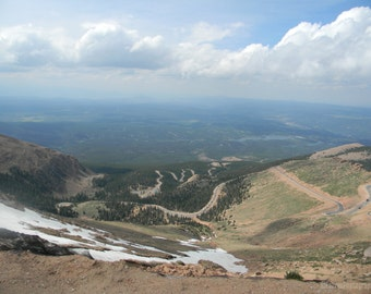 Pikes Peak Scenic View