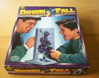Vintage Down Fall Game