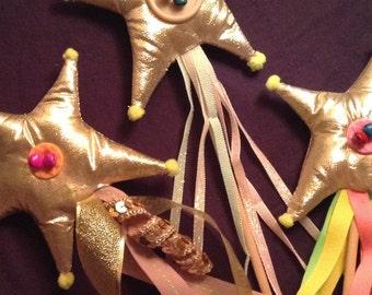 Magical Fairy Wands, Golden