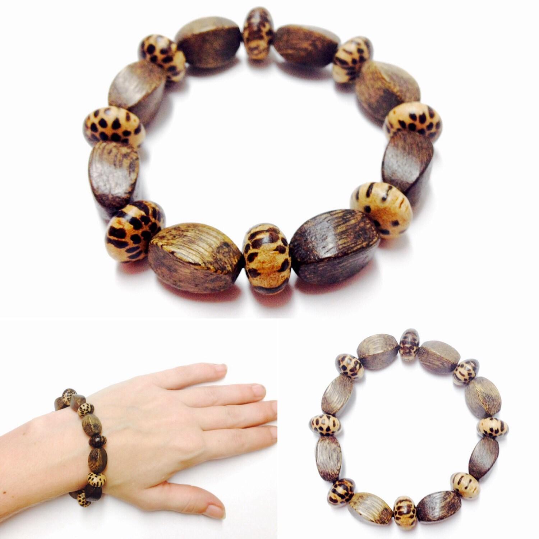 wood bead bracelet wood bracelet wooden bracelet wooden