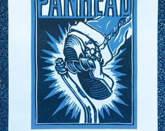 Kicking Panhead