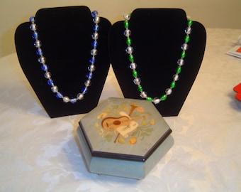 Italian Murano Glass Necklace