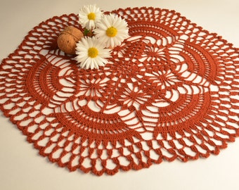 SALE 20%! Crochet Doily