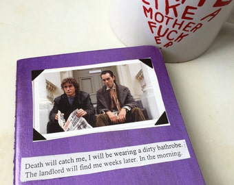 Withnail and I journal