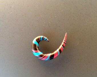Trim a half spiral 6mm