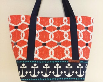 SALE!!  Summer Picnic/Beach Bag