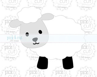 Lamb SVG DXF EPS