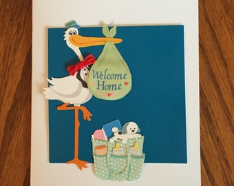 Baby Shower/New Baby Greeting Cards