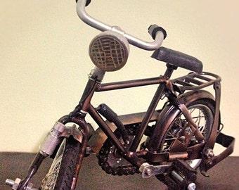 Mini Bike Art Decor