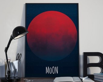 Moon | Poster