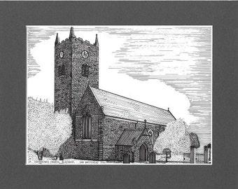 St Katharines Church, Blackrod, Lancashire.