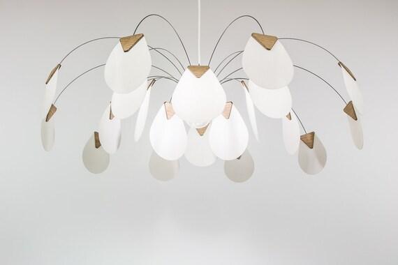 luminaire suspension chandelier design corolle. Black Bedroom Furniture Sets. Home Design Ideas