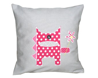 Pillow slip pillow cover cushion cover (COVER ONLY!) fits Ikea Krakris insert 35 x 35 cm 100% cotton