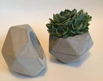Geometric CinderPots