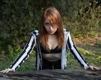 Nina in the Woods - Redhead Girl