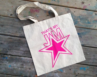 Roller Derby Tote: That's My Jam