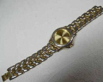 Sergio Valente Quartz Wrist Watch